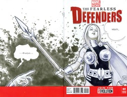 Comic Cover Defenders