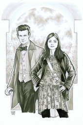 Dr. Who and Clara